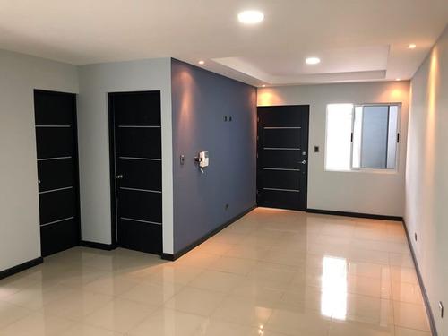 vendo apartamentos nuevos en sabanilla  2 dorm. y 2 parqueos