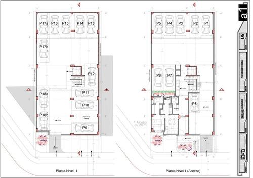 vendo apartamentos sobre planos c.hermoso mzles