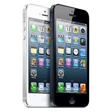 vendo  apple  iphone 5 de 16gb color azul estado 9.5/10