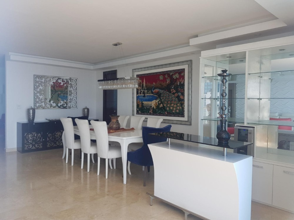 vendo apto amoblado en pearl at the sea costa del este191267
