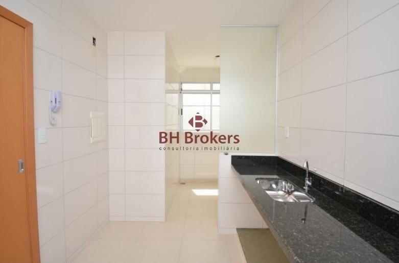 vendo apto com área privativa 03 quartos com elevador junto ao epa. - 18649