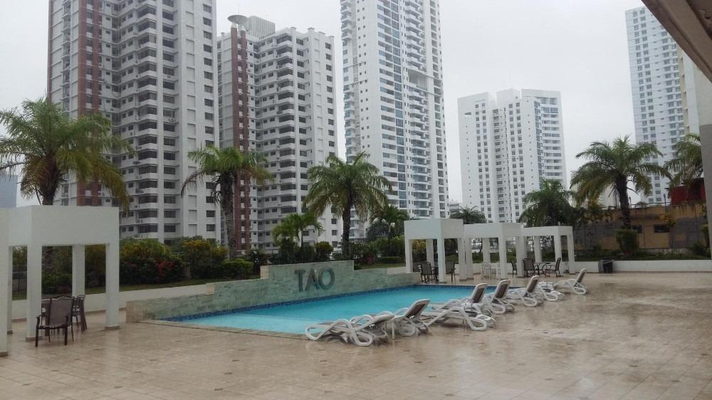 vendo apto espacioso en ph tao tower, san francisco 20-5872