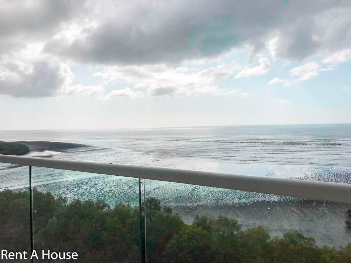 vendo apto frente al mar en ph marea, costa del este 20-2021