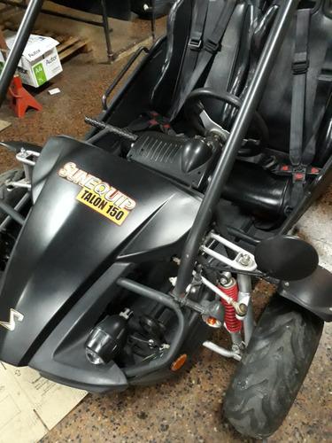vendo arenero sunequip 150 cc