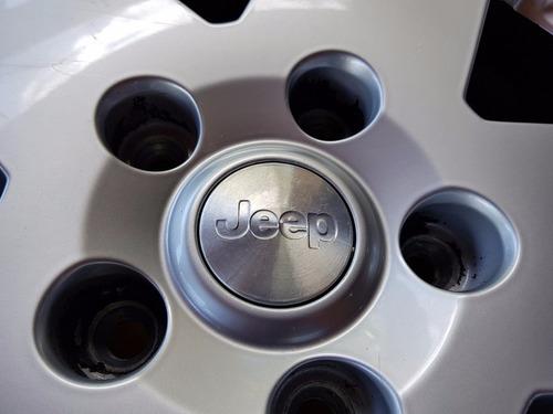 vendo aros 18 originales de jeep, son los 5