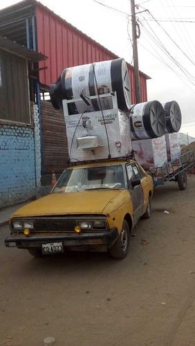 vendo auto dual + carreta para carga pesada