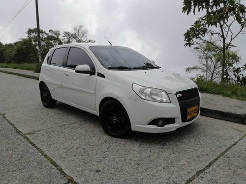 vendo aveo emotion  gt cc. 1.600