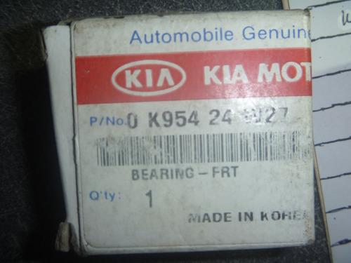 vendo balinera de alternador de kia sportage, # 0 k54 24 w27
