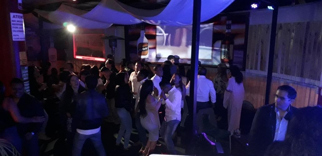 vendo bar karaoke en zona rosa de san rafael