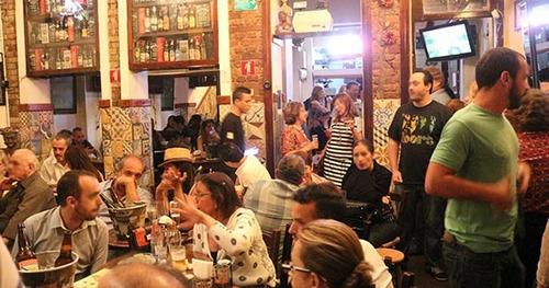 vendo bar tradicional em são paulo