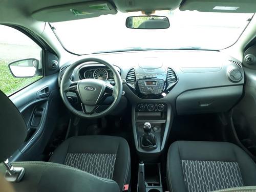 vendo barato novo ford ka 2016 1.0 3cc abaixo fipe quitado