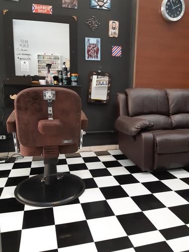 vendo barbearia esmalteria
