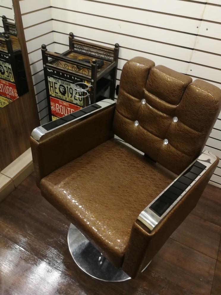 vendo barberia sillas no local