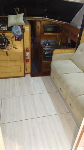 vendo barco de fibra diesel con 2 volvo penta td. esc oferta