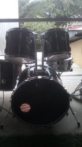 vendo bateria acustica pearl export
