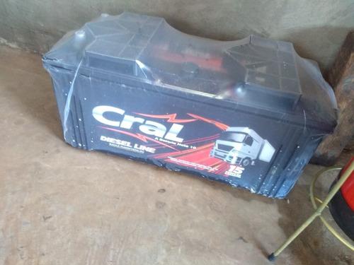 vendo bateria pra caminhão