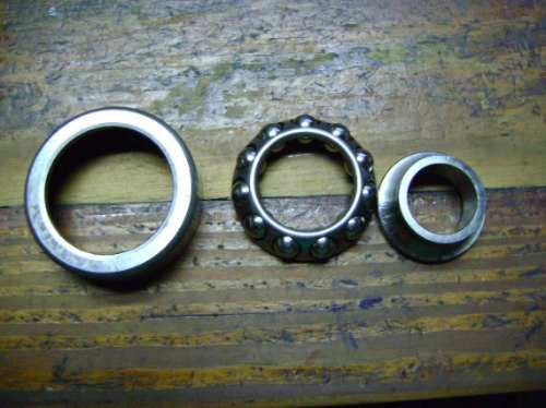 vendo bearing de kia k3600s del 2000
