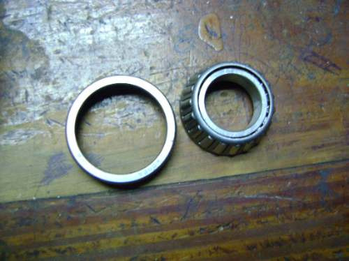 vendo bearing frontal wheel de towner 95