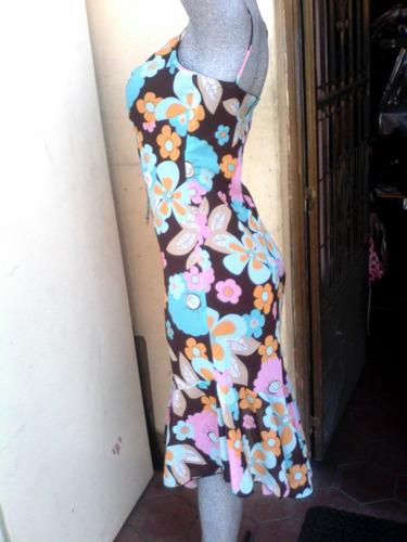 vendo bello vestido talla m