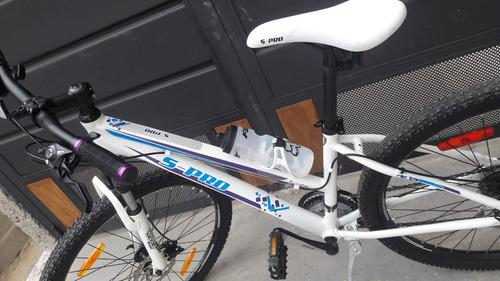 vendo bici de dama scott s pro sin uso  nueva nueva