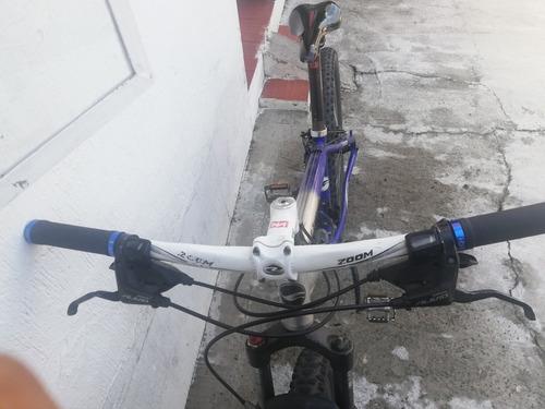 vendo bicicleta de montaña giant xtc