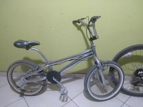 vendo bicicleta gt  tipo bmx