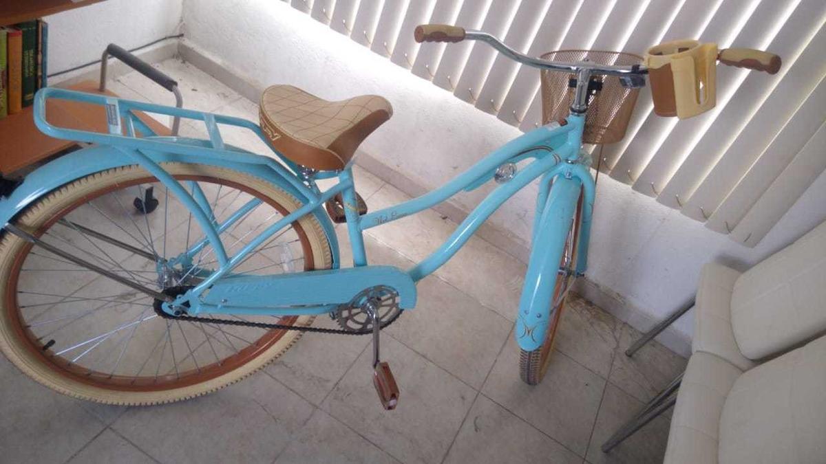 vendo bicicleta huffy