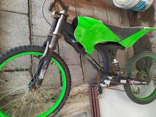 vendo bicicleta mercurio $350