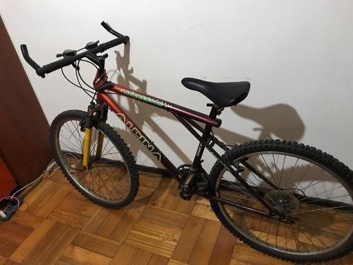 vendo bicicleta mountainbike bianchi aro 26 (perfectas cond)