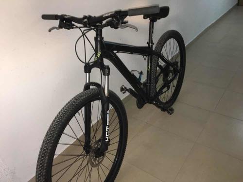 vendo bicicleta mtb gw piranha rin 29 bloqueo shimano altus
