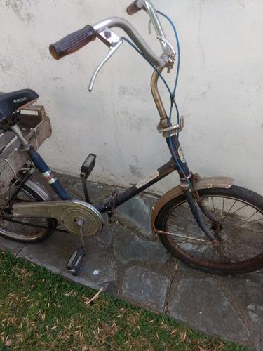 vendo bicicleta rodado chico