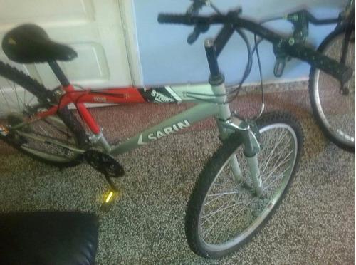 vendo bicicleta sarin montañera modelo strike rin 26.