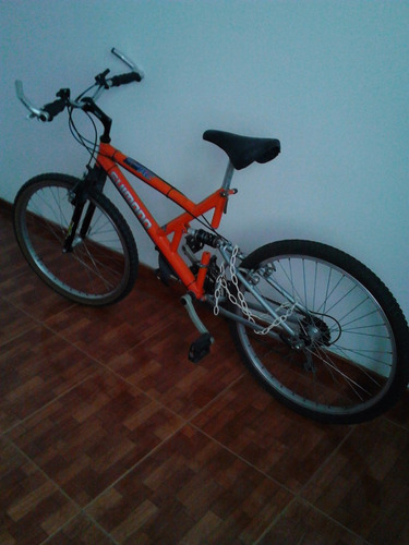 vendo bicicleta todoterreno shimano