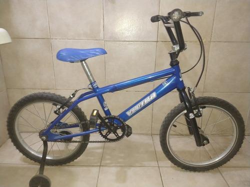 vendo bicicleta vectra rodado 16 igual a nueva