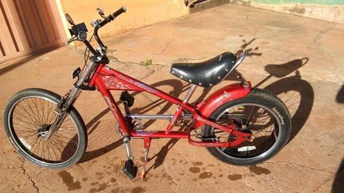 vendo bike custon-chopper lindona