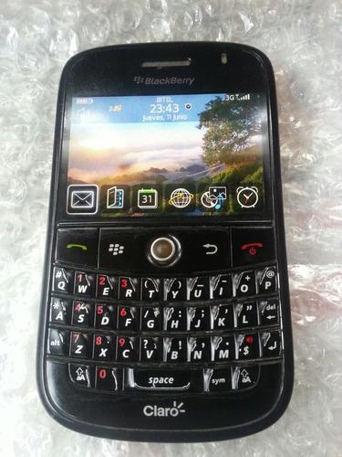 vendo black berry 9000