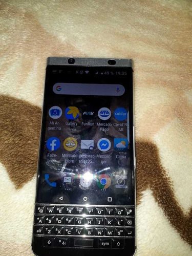 vendo blackberry keyone 14000