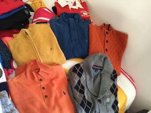 vendo blusas originais polo tommy, hollister