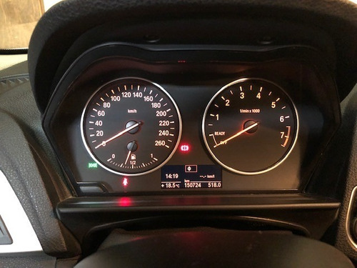 vendo bmw 116i serie 1 1.6turbo (f20) manual