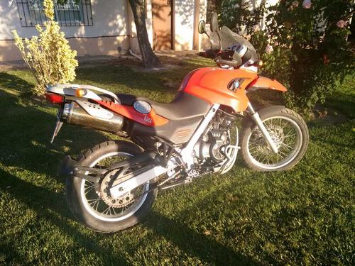 vendo bmw gs 650 trail excelente abs calienta puños 2011