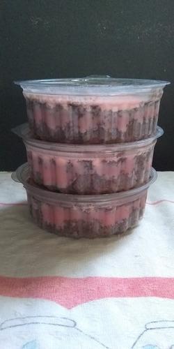 vendo bolos caseiro e bolo de pote