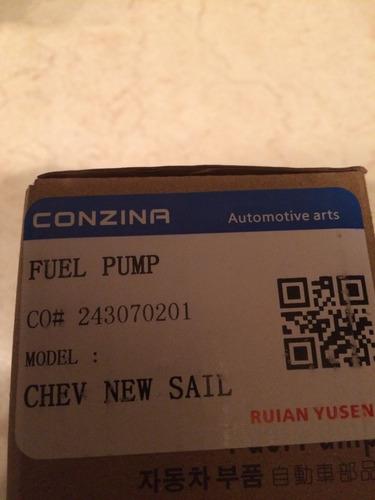 vendo bomba de gasolina chevrolet sail 1.4 nueva