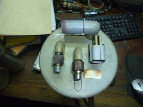 vendo bomba de gasolina de land rover modelo range rover