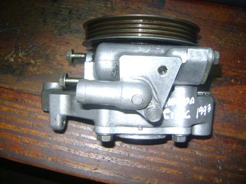 vendo bomba de power steering de honda civic, año 1993