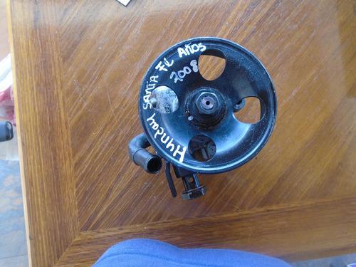 vendo bomba de power steering de hyundai santa fe diesel
