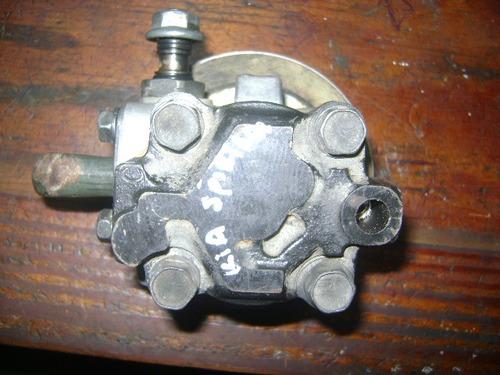 vendo bomba de power steering de kia sportage, 2000, diesel