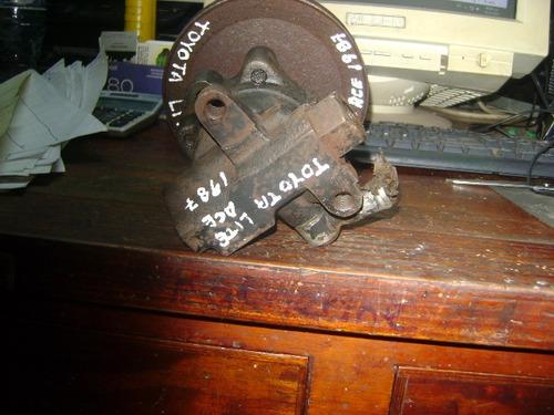 vendo bomba de power steering de toyota lite ace, año 1987