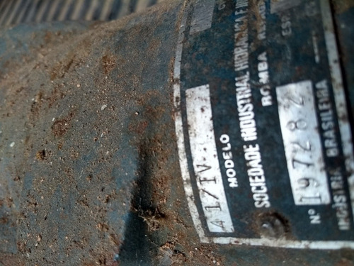 vendo bomba refaga 41/iv