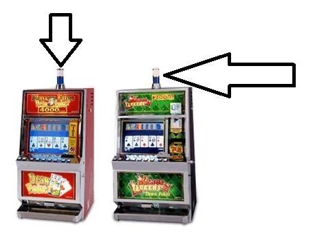 vendo bombilla maquinas tragamonedas poker x 20 unidad