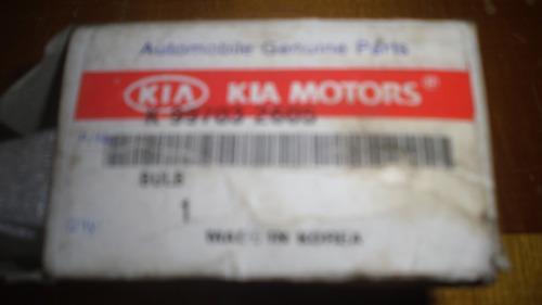 vendo bombillo orinal de kia, # k 99703 2605